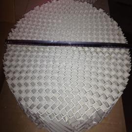 轻质qiang化瓷波wen规zheng填料陶瓷波wen板