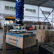 汉尔得50kg纸箱码垛移动式提升机、真空气管吸吊机VEL160