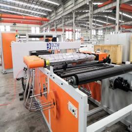 金韦尔ASA+PVC装饰膜生产线