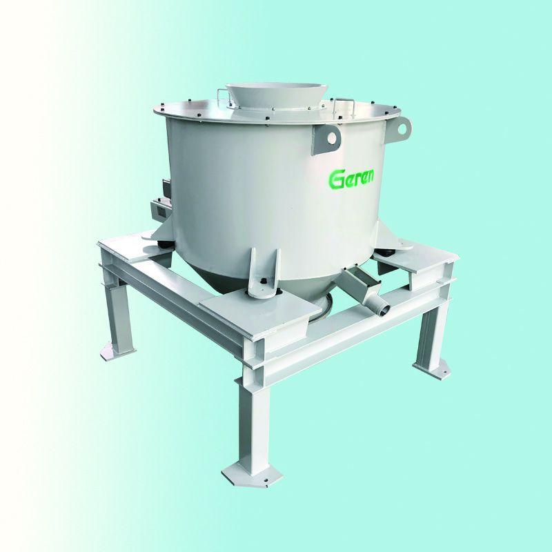 上出料铝屑甩干单机带电控铝屑脱油机系统全自动铝屑甩干机