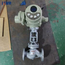 湖quan(HQ)J941H-25 DN100智能调jie型电动截止阀