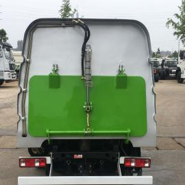 程力威小型清扫车 停车场扫地车 车库扫路车CLW5070TSLE6