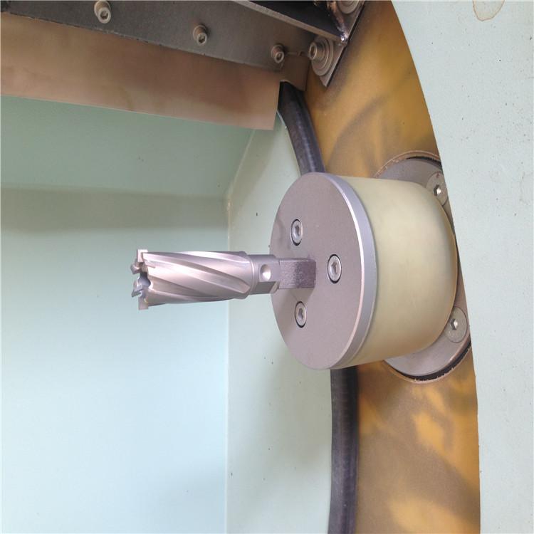 吉川科技推车转盘式自动液体喷砂机