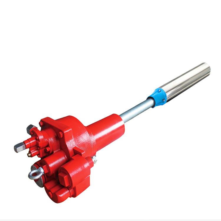 申银加油站加油机潜油泵 0.75KW防爆电机QYB150A-0.75P