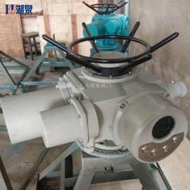 湖泉(HQ)DZW60-24T电动执行机构600NM调节型阀门电动装置
