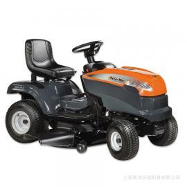 欧玛OM108公升割草机Oleo-Mac意大利进口驾乘式草坪车