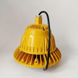 BAD85 LED防爆灯80/100W喷砂房加油站圆形投光灯现货