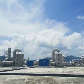 废气处理设备工ye有机处理vocsjinghua塔15000m3/h