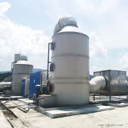 酸碱废气处理设备工业废气治理酸雾废气净化塔5000m3/h
