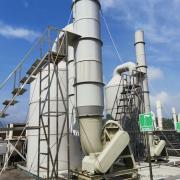 有机废气处理设备工业废气收集处理VOCs催化燃烧装置5000m3/h