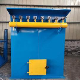 净泽DMC36型100吨散装水泥罐仓顶除尘器