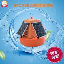 道一传感水质在线监测多参数浮标系统物联网DFC-600