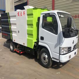 程力威吸净率99%纯吸式环保吸尘车直供水泥厂