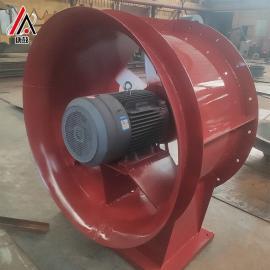 K40-11矿用风机/30KW矿山 局扇轴流风机/铝矿主扇风机