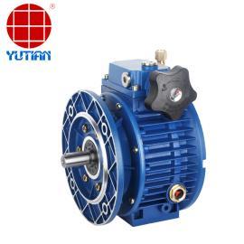 雨田电机5.5KW无极变速器UDL050L