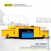 帕菲特转弯车生产橡胶台面V型架 无轨大吨位转运车BWP