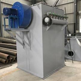新海环保小型脉冲柜式除尘器MC-G