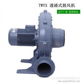 TB-125-3吹膜鼓�L�C 吹膜中�猴L�C低噪音透浦式�L�C全�L