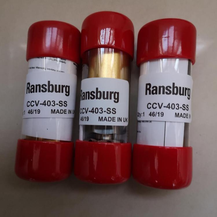 Ransburg换se阀CCV-403-SS