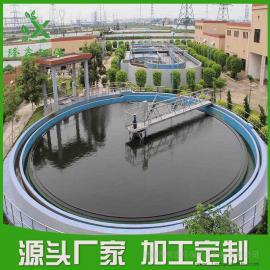 沉淀刮泥机设备 周边转动刮吸泥机设备-隆鑫环保
