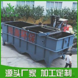 100立方水产养殖污水处理设备 养殖场废水处理设备-隆鑫环保