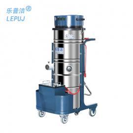 �zhi战啵�LEPUJ)工业吸尘器电瓶式手推式da功率吸尘器1500WLP-100