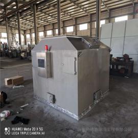 RBY生活垃圾处理设备 垃圾低温热解处理器 荣博源的裂解炉rb200-iv