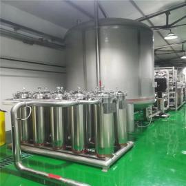 生产线瓶装水设备 桶装水设备 大桶水设备 支装水工艺流程图