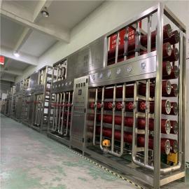 全自动山泉水生产线|矿泉水生产线|纯净水生产线|瓶装水桶装水生产线生产流程