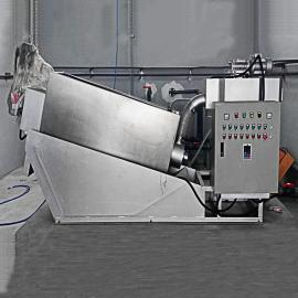 吉丰带式压滤机工艺流程JF