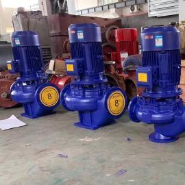 鄂泉IRG50-160热水管道泵鄂泉