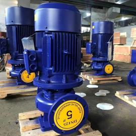 鄂泉IRG系列热水管道泵EQ