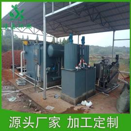 奶牛养殖场废水处理设备 30立方养殖污水处理设备 品质保证-隆鑫环保