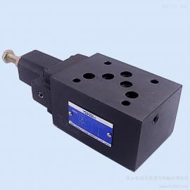 YUKEN新系列直动型高压�b控yi流faDG-02B