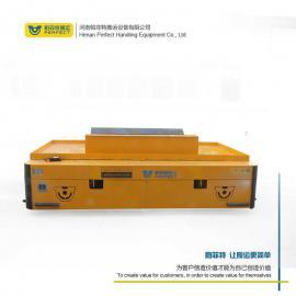 帕菲特定制重物运载工程车 无轨电动平板车 无轨胶轮车BWP