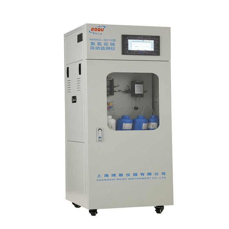 COD氨氮总磷总氮在线检测仪-污染源排放口安装