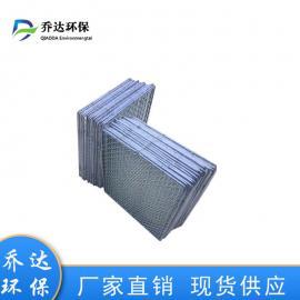 乔达环保 信封型chu尘器骨架 4500不锈钢chu尘袋笼PL