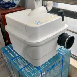 SFAIP68防水铰刀式污水提升器泵 下沉式排污提升装置 马桶处理设备SFACUBIC1