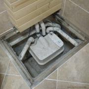 SFA一体化污水提升装置 地下室提升泵 卫生间提升器 安装图全能2