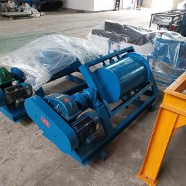 国邦XMQ-460*600实验室滚筒形球磨机 间断式干湿两用磨粉机 小型沙金混汞机