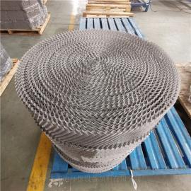凯迪不锈钢除氧器气液过滤网金属丝网填料按客户要求制作