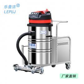�zhi战啵�LEPUJ)手推式吸尘器工chang车间仓库wu业用锂电工业吸尘器LP80T