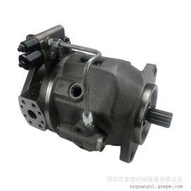 REXROTH力士乐高压高转速变量柱塞泵A10VO系列A10VO140DG/31RPSD-12K52