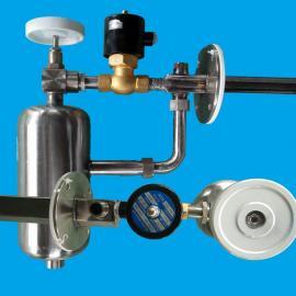 双虎纺织厂用干蒸汽加湿器
