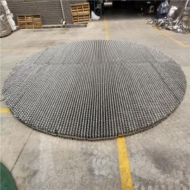 凯迪波纹板填料 金属孔板波纹填料250Y S30408材质