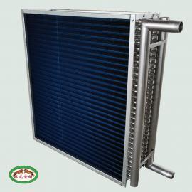 双虎双流程铜管新风机组表冷器TL-4-1600
