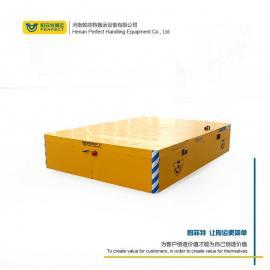 帕菲特定制搬运化工产品搬运车 无轨电动平板车 无轨胶轮车BWP