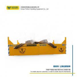帕菲特定制运输废料大吨位车 无轨电动平板车 无轨胶轮车BWP