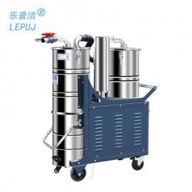 le普洁(LEPUJ)制药厂配套有吸粉�jing页咀�yong工业吸尘器LP225