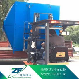 高效光催化除臭净化设备、高能除臭净化器铮奉环保ZF-UV-30000